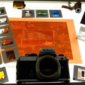 Color Darkroom Light Table